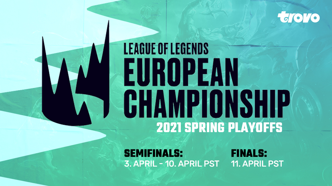 LEC 2021 Spring Playoffs Kick off Now!